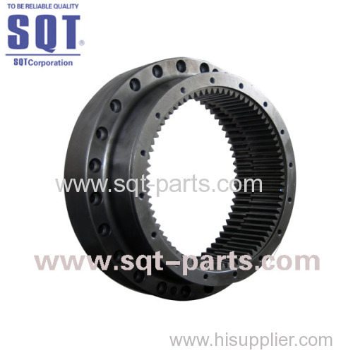 HD800-5 Swing Ring Gear for Excavator Slewing Device Gearbox