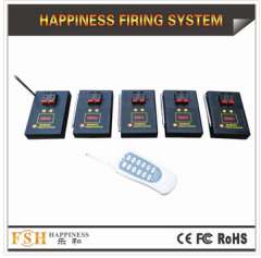 10 cues fireworks firing system 100 m pyrotechnic fireworks system
