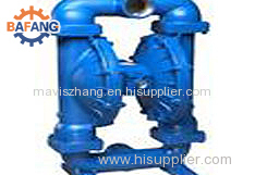 2015 new type Horizontal Electric Double Diaphragm Pump