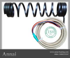industrial heating element heat exchanger coil heater