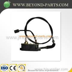 Daewoo spare parts DH220-5 throttle motor DOOSAN excavator motor parts 523-00006