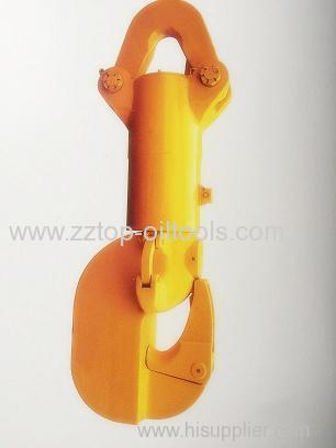 API Hook DG 450 of the drilling rig