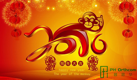 Spring Festival Holiday( Chinese New Year)