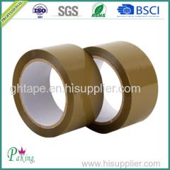 2 Rolls Tan/Brown Color BOPP Adhesive Packing Tape