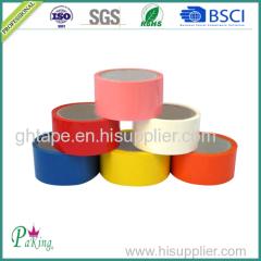 Water Based Glue BOPP Adhesive Color Packaging Tape