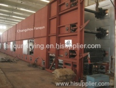 Changzhou Fanqun DW Belt Dryer