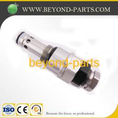 Komatsu PC200-8 PC300-7 excavator relief valve flow control valve 723-40-93600