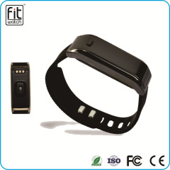 Heart Rate Function Wearable Technology Smartband