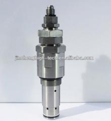 PC160-6K PC150-6 PC200-6 relief valve komatsu check valve 723-30-90400