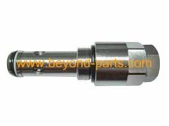 komatsu PC200-6 PC200LC-6 excavator hydraulic valve overflow valve