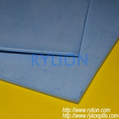 blue PTFE plate PTFE sheet