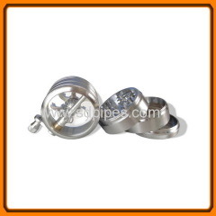 63mm 4part Horizonal Handle Grinder