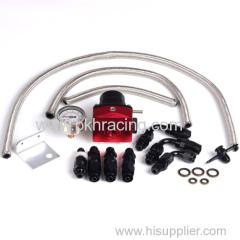 FPR1005-BK High Performance Universal Automotive Adjustable Fuel Pressure Regulator