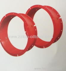 Ventilated type pneumatic tube clutch LT1070 for drilling rig drawwork
