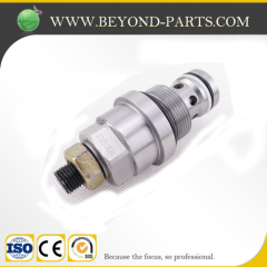 Hitachi hydraulic valve ex200-2 swing motor main relief valve for excavator