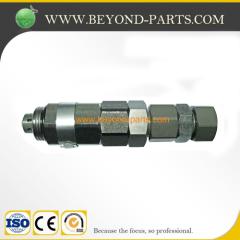 Hitachi excavator EX 200-2 main relief valve control valve
