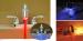 Glow LED Faucet Shower Light Temperature Sensor Red & Blue