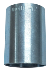 Ferrule for for four steel wire braided hose such as R9A R9R 4SP 4SH R12 etc