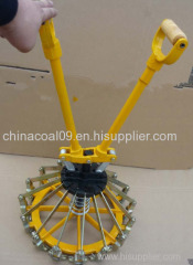 10-20L Manual Cap Sealing Crimper for Paint Bucket/Pail Packaging Machinery