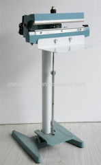 PFS-F350 350mm Pedal Plastic Bag Heat Sealing Machine Packaging Machinery