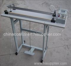 F-400 Pedal Shrink Film Sealing Machine Packaging Machinery Pedal Sealer
