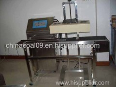 Food Bottles Automatic Induction Sealing Machine Packaging Machinery Foil Induction Sealer