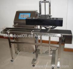 GLF-2100 Automatic Electromagnetic Induction Aluminum Foil Sealer Packaging Machinery Induction Aluminum Foil Sealer