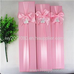 Scarf Paper Gift Box