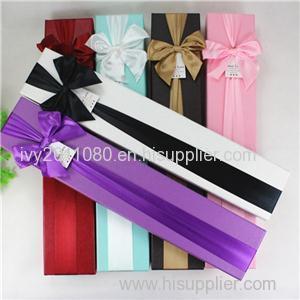 Narrow And Long Gift Paper Box