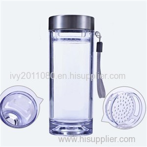 Plastic Cups With Strainer