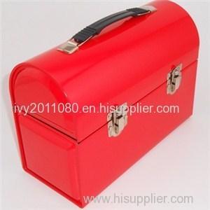 Suitcase Shape Tin Box