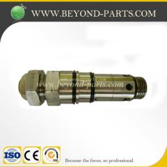 caterpillar cat 320C relief valve excavator main control valve