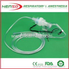 HENSO Disposable PVC Nebulizer Mask