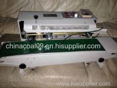 Horizontal Band Sealing Machine Packaging Machinery Continuous sealer