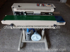 DBF-1000 Automatic Inflating Film Sealer Packaging Machinery Continuous Band Sealer