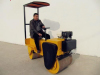 YL1000ZS Double Drum Walk Behind Vibratory Road Roller