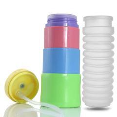 Macaron silicone magic cup