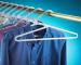 EZ hanger clothes rack plastic clothes rack