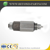 Hyundai excavator R200-5 hydraulic control valve suction valve