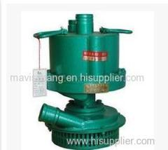 FQW mining pneumatic submersible liquid grouting water pump machine