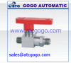 hydraulic 2 ways high pressure Needle valve