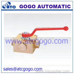 high pressure 315 bar hydraulic valve ball
