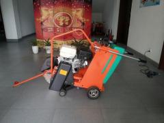 QF400 Concrete Saw Cutter Machine