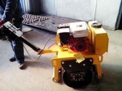 FYL-S600 Walk Behind Steel Wheel Vibratory Roller