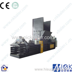 PET Bottles Outdoor Horizontal Trash Compactor
