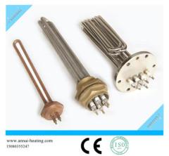 industrial heating element tubular heater heat exchanger solar water heater