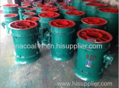 30KW Flameproof Pressure-in Axial Fan