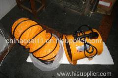 36V/110V/220V/380V Mobile Axial Flow Fan