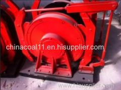 Mining JD Gear Winch