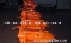 Air Motor Powered Blade Air Winch with CE